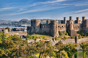 Snaptrip Conwy Castle cottages - Last minute cottages, lodges and apartments