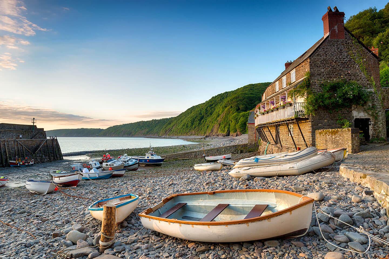 Clovely Beach Devon Cottage Holidays