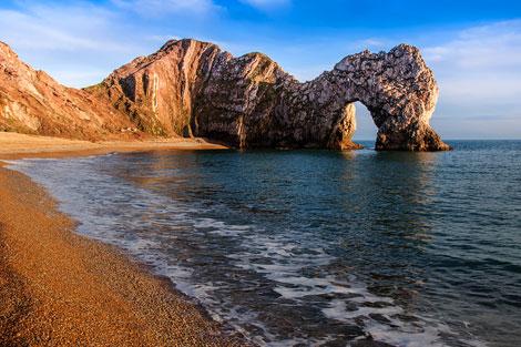 Dorset near Devon