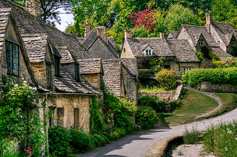 Cotswolds near Wales