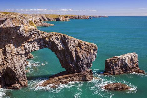 Pembrokeshire Coast Wales