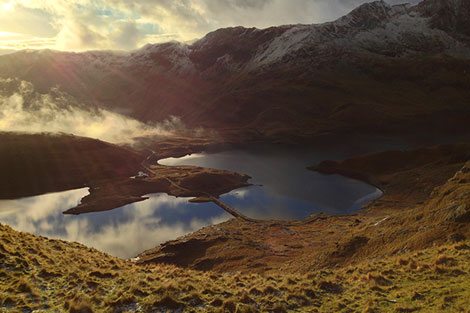 Spotlight on Snowdonia