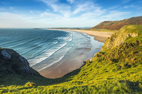 Coastal Cottage Holidays in Wales