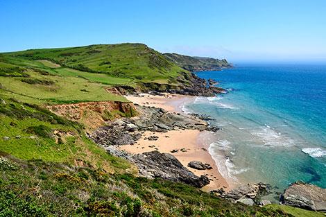 Devon cottage holidays in Cornwall